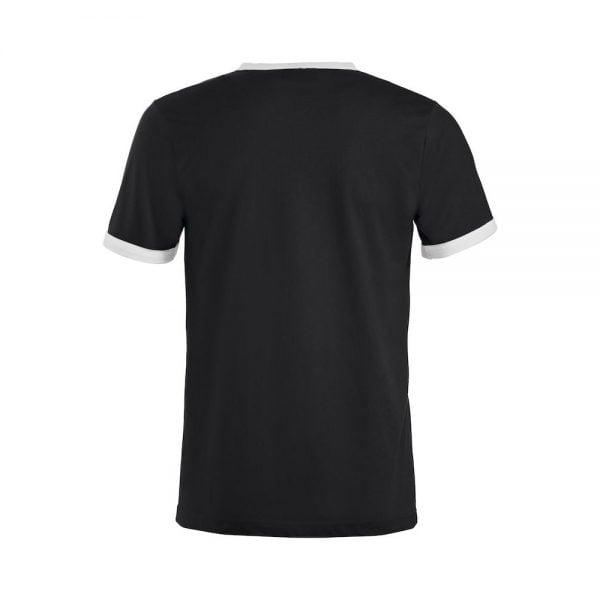 Svart/Vit T-shirt Baksida