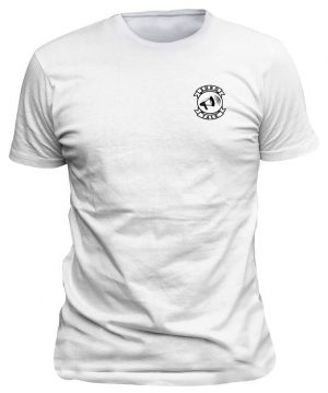 EuroTalk Vit T-shirt