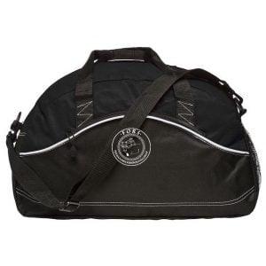 Folkatorps Ridsportsällskap Svart Basic Sportbag