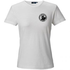 Svenska Kelpieklubben Vit T-shirt