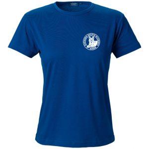 Svenska Kelpieklubben Royalblå T-shirt