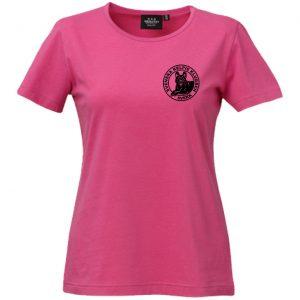 Svenska Kelpieklubben Cerise T-shirt