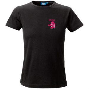 West River Linedance Svart T-shirt