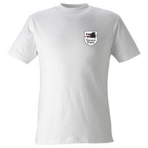 Tranemo Razorbacks Rugby Club Vit T-shirt