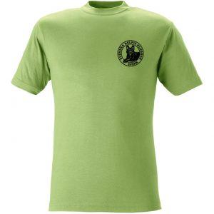 Svenska Kelpieklubben Ljusgrön T-shirt