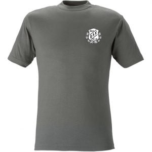 Östersunds Atletklubb Grå T-shirt Svart/Vit Logo