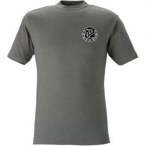 Östersunds Atletklubb Grå T-shirt Vit/Svart Logo