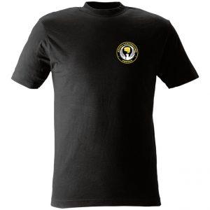 Arvika Karateklubb Svart T-shirt