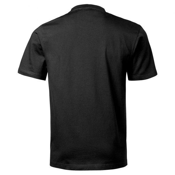Svart T-shirt Floss Like A Boss Neongrön Baksida
