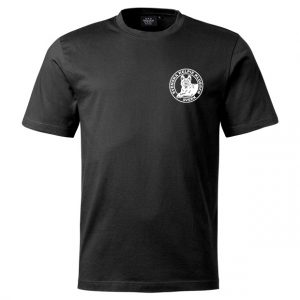 Svenska Kelpieklubben Svart T-shirt