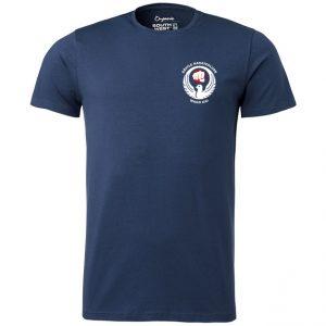Säffle Karateklubb Marinblå Ekologisk T-shirt Stretch
