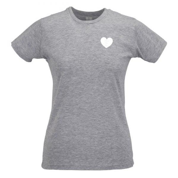 Göteborgs Nation Gråmelerad T-shirt