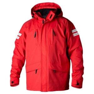 Röd Vinterjacka 3-1 167 Top Swede