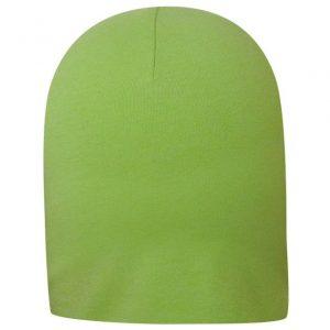 Grön Lång Mössa