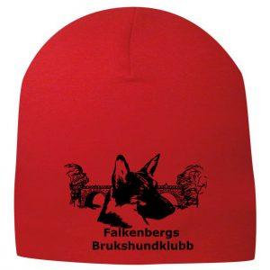 Falkenbergs Brukshundklubb Röd Mössa