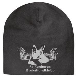 Falkenbergs Brukshundklubb Svart Mössa