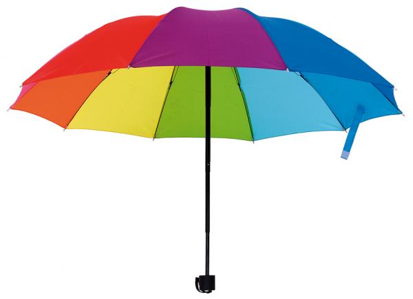 Regnbågsparaply Paraply Regnbåge Pride