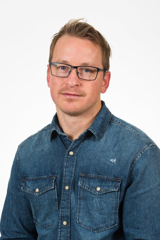 Tobias Bengtsson Sjögren - VD