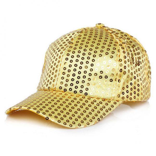 Guldkeps Paljetter