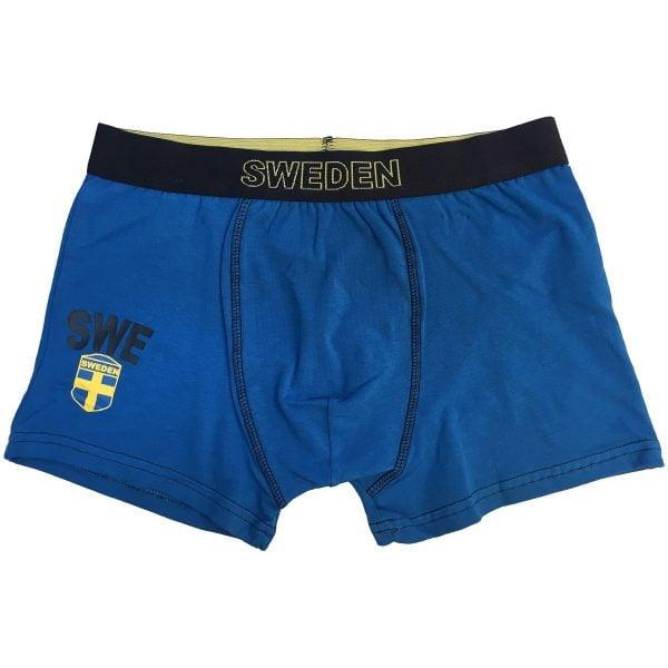Blåa Boxerkalsonger Sverige