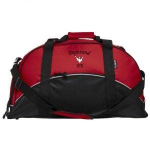 Bogesunds BK Röd/Svart Sportbag med skofack