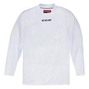 Vit Hockeytröja CCM 5000