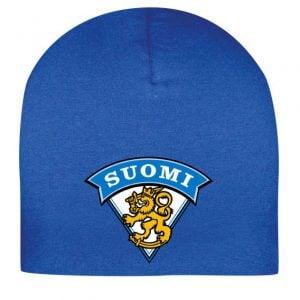 Royalblå Finlandsmössa Suomi