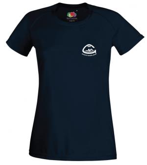 Gnosjö Simsällskap Marin Funktions T-shirt