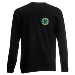Ulricehamns Pistolklubb Svart Långärmad T-shirt