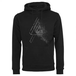 Svart Hoodtröja Linkin Park Logo