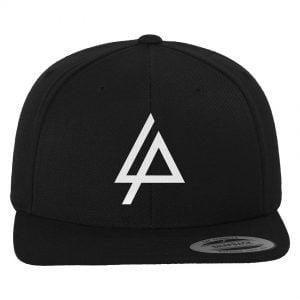 Svart Keps Linkin Park Logo Snapback