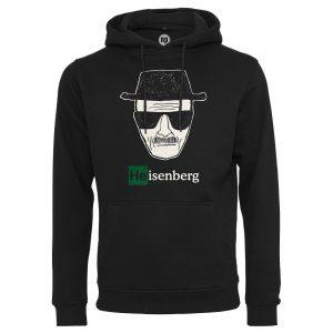 Svart Hoodtröja Breaking Bad Heisenberg