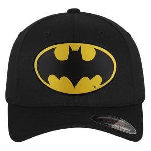 Svart Keps Flexfit Batman