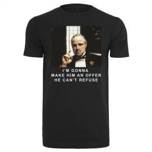 Svart T-shirt The Godfather Refuse