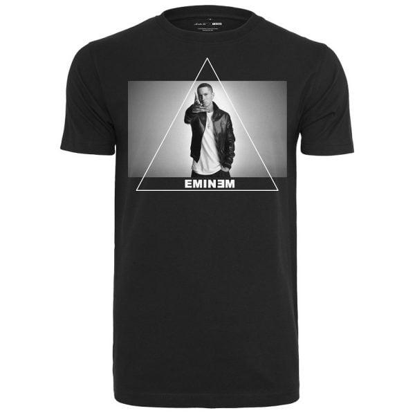 Svart T-shirt Eminem Triangle