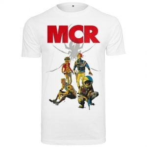 Vit T-shirt My Chemical Romance Killjoys Pinup