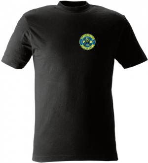 Ulricehamns Pistolklubb Svart T-shirt