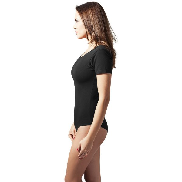 Svart Body Stretch Jersey UC