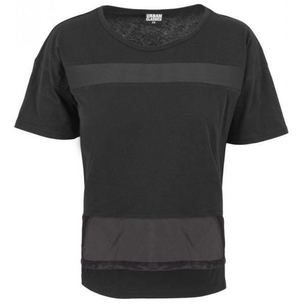 Svart T-shirt Tech Mesh UC