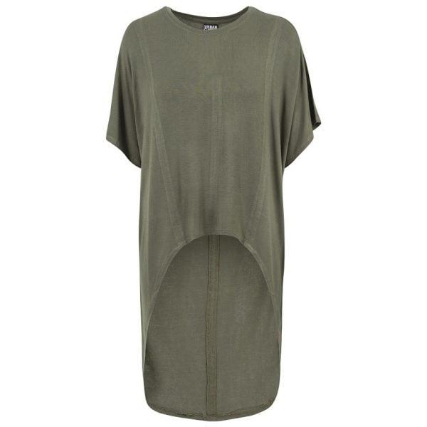 Olivgrön T-shirt Oversized HiLo UC