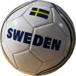 Vit Sverigefotboll Teknik Sweden