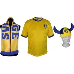 Blå/Gult Sverigepaket Viking