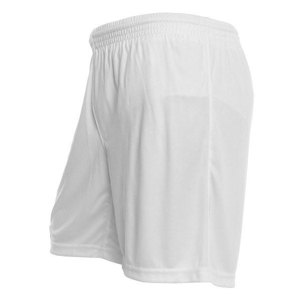 Vita Shorts Fotboll Umbro Valencia Vänster Sida