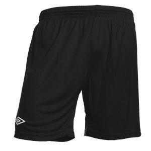 Svarta Shorts Fotboll Umbro Valencia