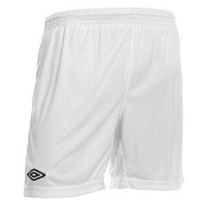 Vita Shorts Fotboll Umbro Valencia