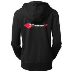 Tranemo GF Svart Craft Tröja Half Zip | Dam | Köp med eget