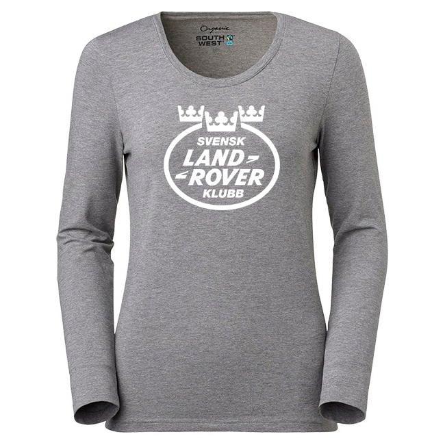 SLRK Grå Långärmad T shirt | Dam