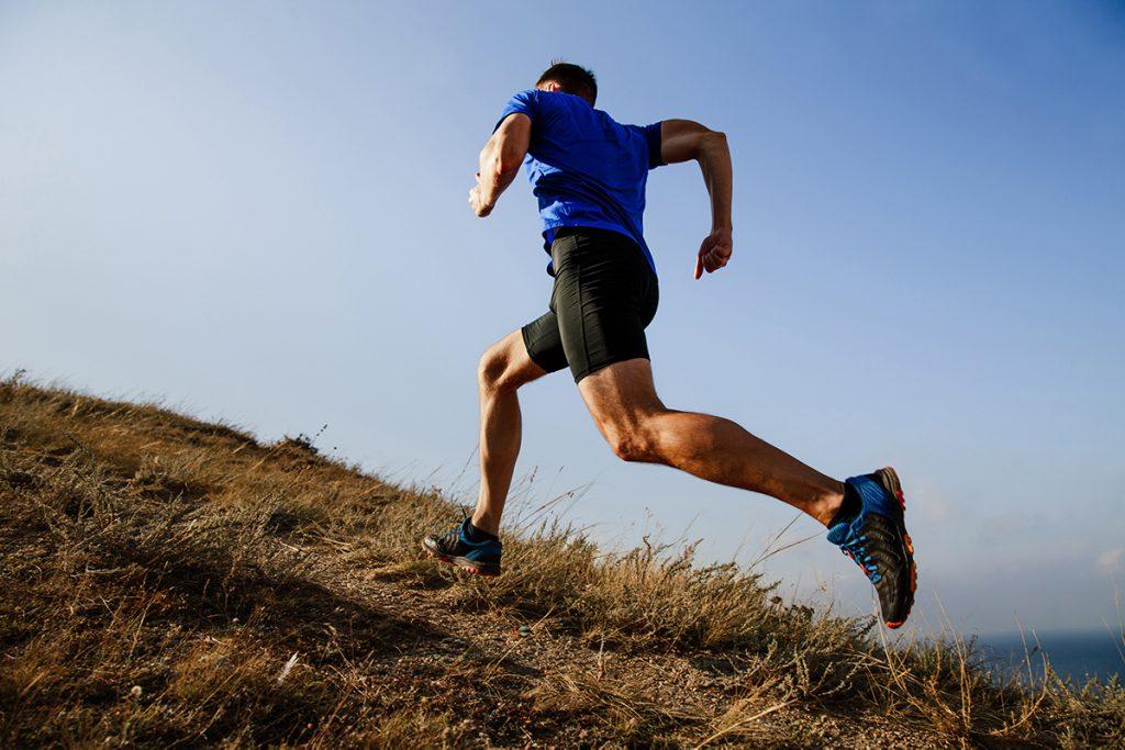 shorts löpning